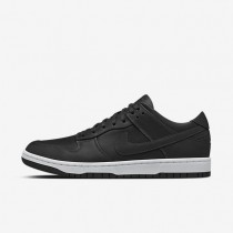 Nike Lab Dunk Lux Low Black/Black/White/Black Mens Shoes