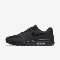 Nike Air Max 1 Ultra Essential Black/Black/Black Mens Shoes