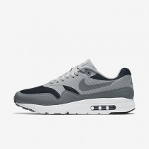 Nike Air Max 1 Ultra Essential Black/Wolf Grey/White/Cool Grey Mens Shoes