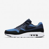 Nike Air Max 1 Ultra Essential Star Blue/Obsidian/White/Black Mens Shoes
