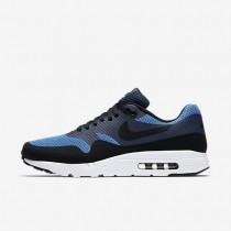 Nike Air Max 1 Ultra Essential Star Blue/Obsidian/White/Black Mens Shoes