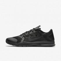 Nike Zoom Train Complete Black/Black/Black Mens Training Shoes