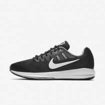 Nike Air Zoom Structure 20 Black/Cool Grey/Pure Platinum/White Mens Running Shoes