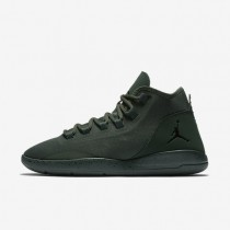Jordan Reveal Grove Green/Grove Green/Infrared 23/Black Mens Shoes