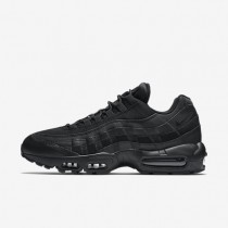 Nike Air Max 95 Essential Black/Black/Black Mens Shoes