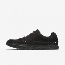 Nike Mayfly Woven Black/Black Mens Shoes