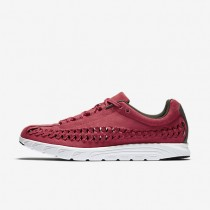 Nike Mayfly Woven Terra Red/Summit White/Dark Base Grey Mens Shoes