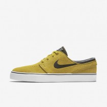 Nike SB Zoom Stefan Janoski Peat Moss/White/White/Black Mens Skateboarding Shoes