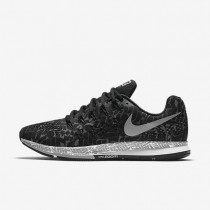Nike Air Zoom Pegasus 33 (Rostarr) Black/Dark Grey/White/Reflect Silver Mens Running Shoes