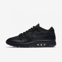 Nike Air Max 1 Ultra Flyknit Black/Anthracite/Black Mens Shoes