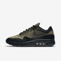 Nike Air Max 1 Ultra Flyknit Neutral Olive/Sequoia/Black Mens Shoes