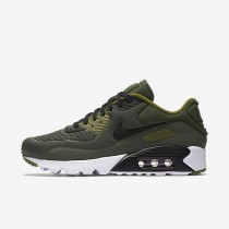 Nike Air Max 90 Ultra SE Cargo Khaki/Olive/White/Black Mens Shoes