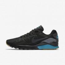 Nike Air Zoom Pegasus 92 Black/Gamma Blue/Fire Pink/Anthracite Mens Shoes