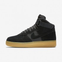 Nike Air Force 1 07 High LV8 Black/Gum Light Brown/White/Black Mens Shoes