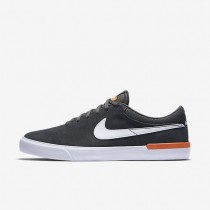 Nike SB Koston Hypervulc Anthracite/Clay Orange/White Mens Skateboarding Shoes