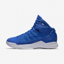 Nike Hyperdunk Lux Hyper Cobalt/White/Hyper Cobalt Mens Basketball Shoes