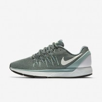 Nike Air Zoom Odyssey 2 Hasta/Green Glow/Ghost Green/Summit White Mens Running Shoes