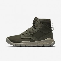 Nike SFB 15cm approx. Leather Cargo Khaki/Light Taupe/Cargo Khaki Mens boot Shoes