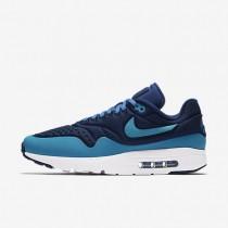 Nike Air Max 1 Ultra SE Coastal Blue/Coastal Blue/White/Star Blue Mens Shoes