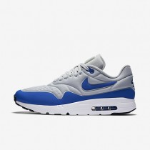 Nike Air Max 1 Ultra SE Pure Platinum/Neutral Grey/Black/Game Royal Mens Shoes
