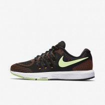 Nike Air Zoom Vomero 11 Black/Hyper Orange/White/Ghost Green Mens Running Shoes