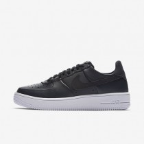 Nike Air Force 1 UltraForce Leather Dark Obsidian/White/Dark Obsidian Mens Shoes