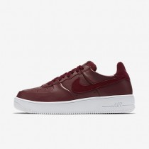 Nike Air Force 1 UltraForce Leather Team Red/White/Team Red Mens Shoes