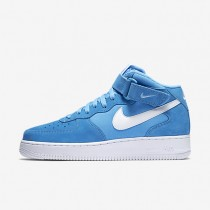 Nike Air Force 1 Mid 07 University Blue/Summit White Mens Shoes