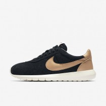 Nike Roshe LD-1000 Black/Sail/Safety Orange/Vachetta Tan Mens Shoes