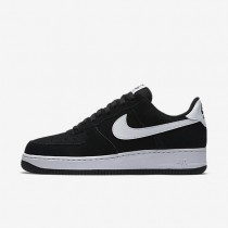 Nike Air Force 1 Black/Black/White Mens Shoes