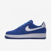 Nike Air Force 1 Hyper Cobalt/Hyper Cobalt/White Mens Shoes