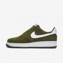 Nike Air Force 1 Cargo Khaki/Cargo Khaki/White Mens Shoes