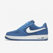 Nike Air Force 1 Star Blue/White Mens Shoes