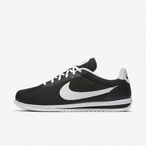 Nike Cortez Ultra Black/Volt/White Mens Shoes