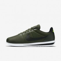 Nike Cortez Ultra Cargo Khaki/White/Black Mens Shoes