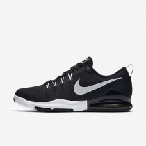 Nike Zoom Train Action Black/Anthracite/White/Metallic Silver Mens Training Shoes