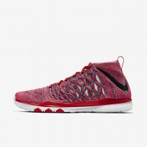 Nike Train Ultrafast Flyknit Plum Fog/Total Crimson/Blue Glow/Black Mens Training Shoes