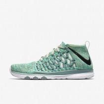 Nike Train Ultrafast Flyknit Enamel Green/Cannon/Ghost Green/Black Mens Training Shoes