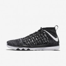 Nike Train Ultrafast Flyknit Black/Anthracite/Cool Grey/White Mens Training Shoes