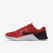 Nike Metcon 2 Action Red/White/Black Mens Training Shoes