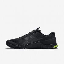 Nike Metcon 2 Black/Cool Grey/Volt/Black Mens Training Shoes