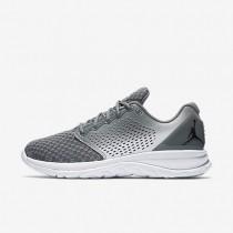 Jordan Trainer ST Winter Cool Grey/White/Black Mens Training Shoes