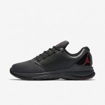 Jordan Trainer ST Winter Black/Anthracite/Gym Red Mens Training Shoes