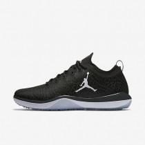 Nike Air Jordan Trainer 1 Low Anthracite/Black/White Mens Training Shoes
