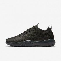 Nike Air Jordan Trainer 1 Low Black/Anthracite/Black Mens Training Shoes