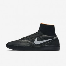 Nike SB Koston 3 Hyperfeel XT Black/Clay Orange/Black Mens Skateboarding Shoes