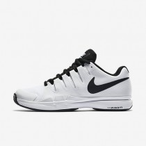 Nike Court Zoom Vapor 9.5 Tour White/Black/Black Mens Tennis Shoes