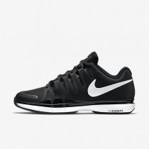 Nike Court Zoom Vapor 9.5 Tour Black/Anthracite/White Mens Tennis Shoes