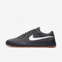 Nike SB Bruin Hyperfeel XT Anthracite/Clay Orange/White Mens Skateboarding Shoes