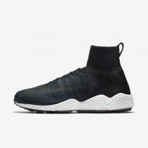 Nike Zoom Mercurial Flyknit Black/Hasta/Seaweed/Black Mens Shoes